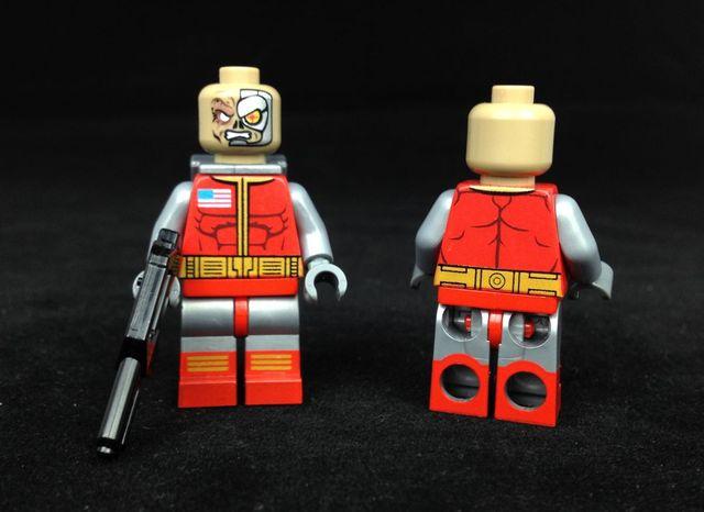 KO Custom Minifigs Robo Zombie Custom Minifigure