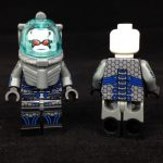 Mr Freeze Custom Minifigures