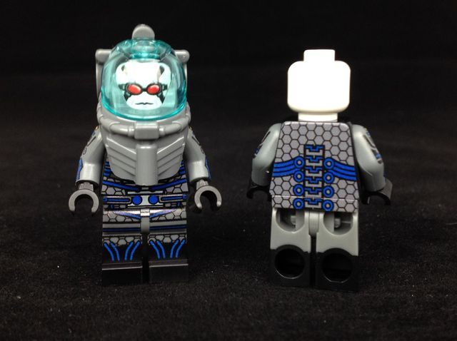 Arkham Freeze Onlinesailin Custom Minifigures