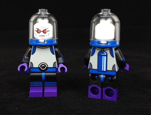 My Freeze Animated Series Onlinesailin Custom Minifigures