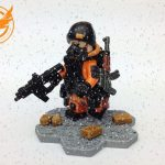 The Division Custom Minifigure