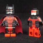 Batman 3000 Custom Minifigure