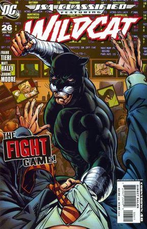 DC Comics Wildcat