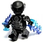 Speed Demon Custom Minifigure