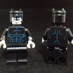Paris Custom Bricks Wildcat Custom Minifigure