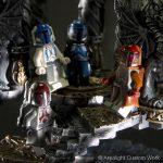 Arealight Stalker Warrior Custom Minifigures