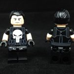 The Punisher Leyilebrick Custom Minifigure