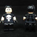 The Punisher Leyilebrick Custom Minifigure