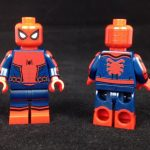 Phoenix Customs Arachnid Hero V2 Custom Minifigure