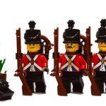 BrickWarriors Redcoats