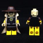 Yellow Lantern Scarecrow Custom Minifigure