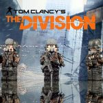 Tom Clancys The Division Custom Minifigure