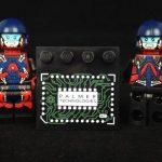 SDCC Atom Custom Minifigure