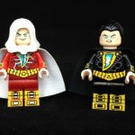 Shazam & Black Adam Custom Minifigures