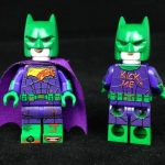 Joker Batman LeYiLeBrick Custom Minifigure