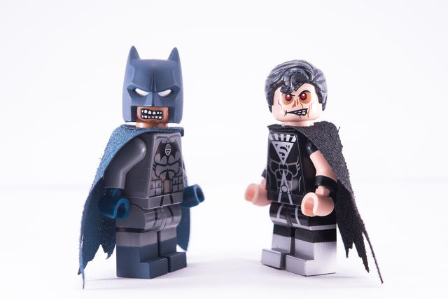 Undead Knight and Undead Steel Custom Minifigures