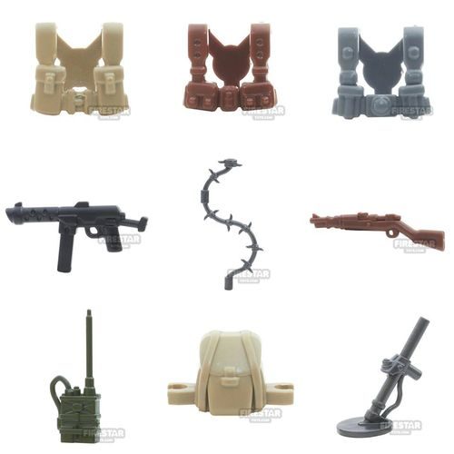 BrickWarriors Military Wave Part 2