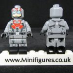 Sleeper Agent Custom Minifigure