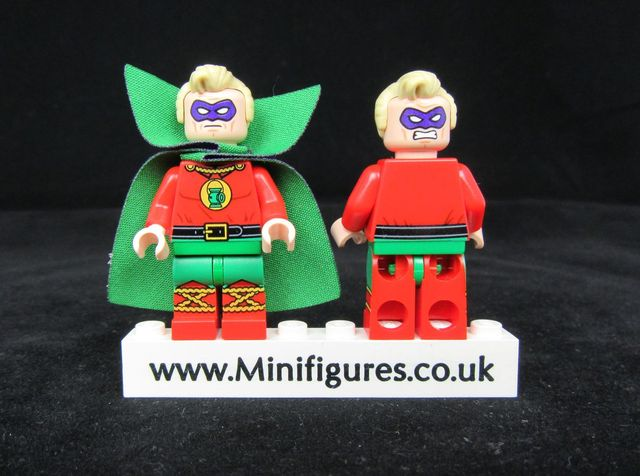 Alan Scott Custom Minifigure