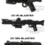 BrickArms Blaster Rifles