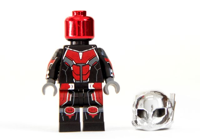 Micro-Man Custom Minifigure Parts