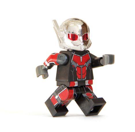 Micro-Man Custom Minifigure