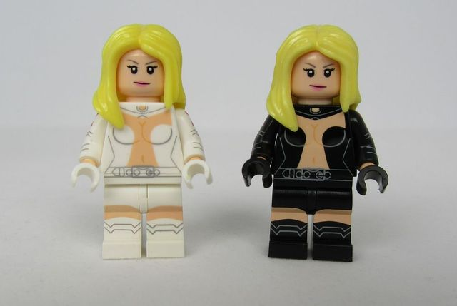 Diamond Empress BrothersFigure Custom Minifigures