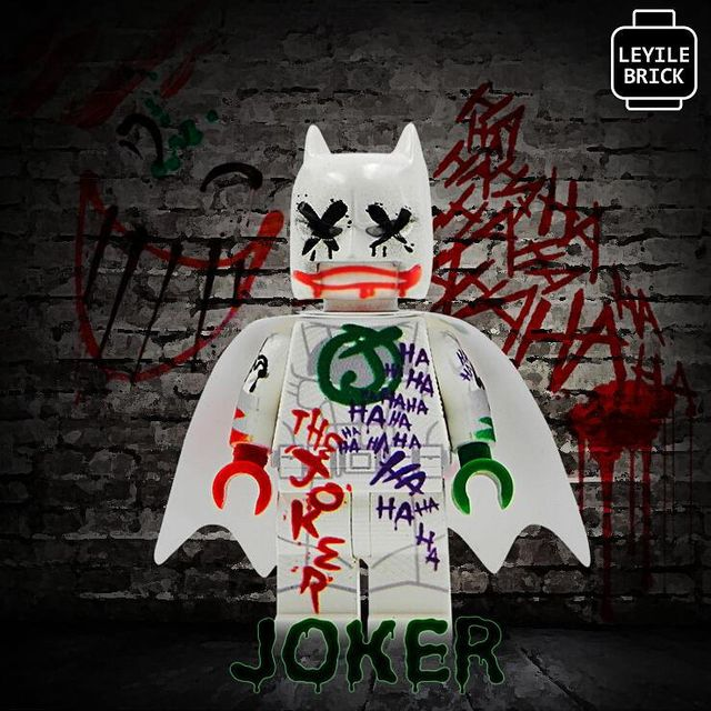 The Joker's Wild Batman