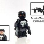 Lost Verse Punisher Custom Minifigure