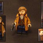Rip Hunter Custom Minifigure