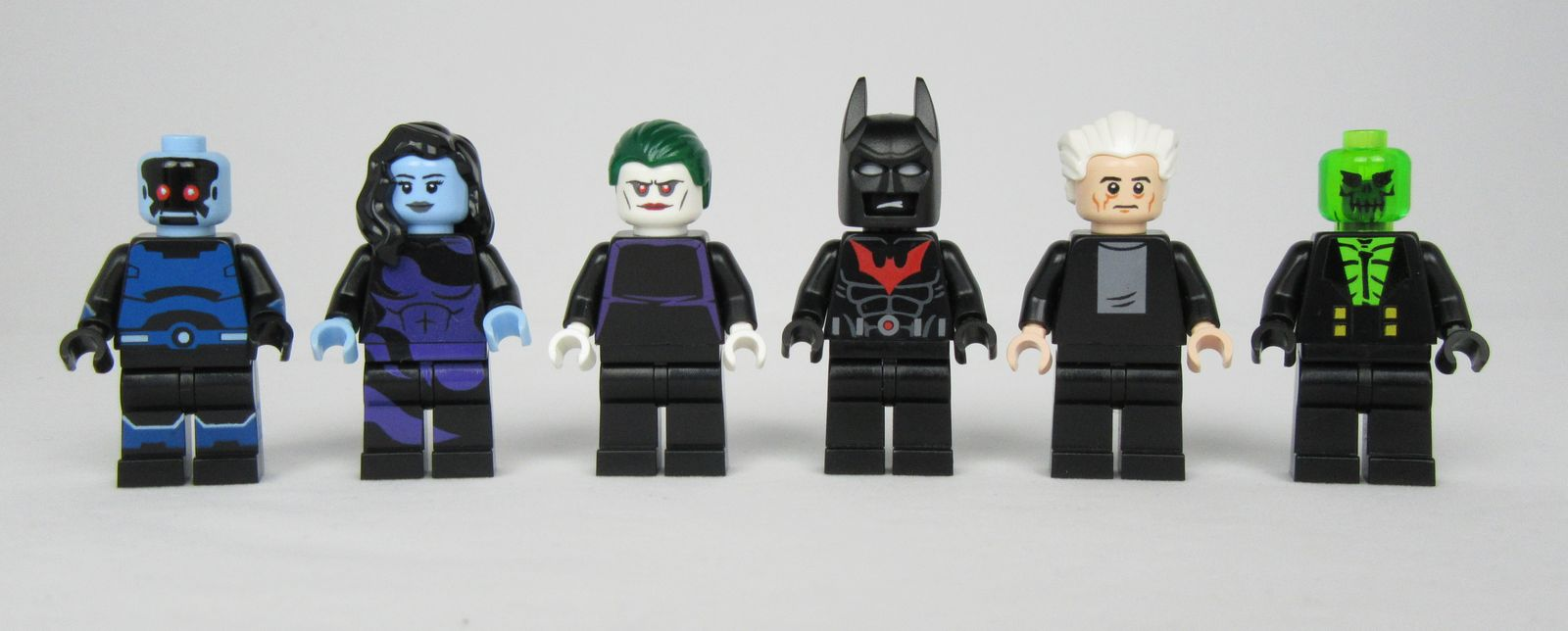 Batman Beyond Custom Minifigures