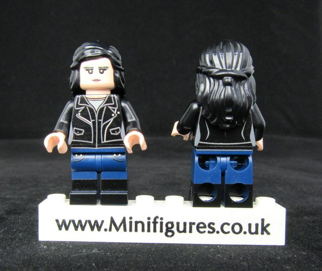 Jessica Jones LeYiLeBrick Custom Minifigure