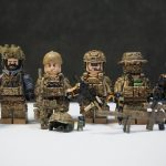 Navy Seal Team Custom Minifigures