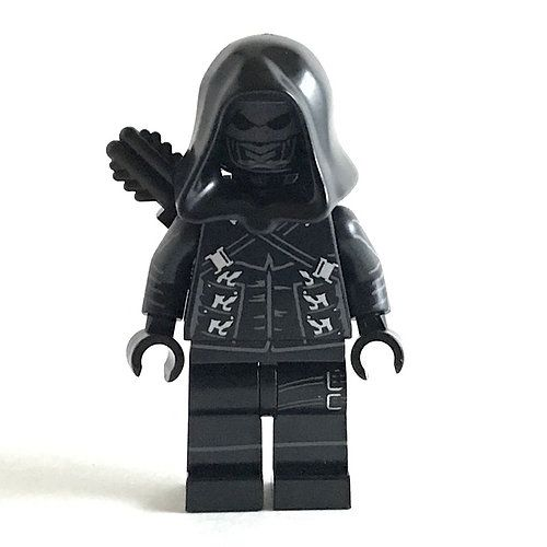 Shadow Archer Custom Minifigure