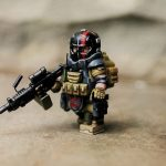 Juggernaut Army of Two Custom Minifigure
