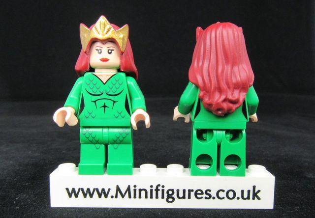 Mera Crystal Minifigs Custom Minifigure