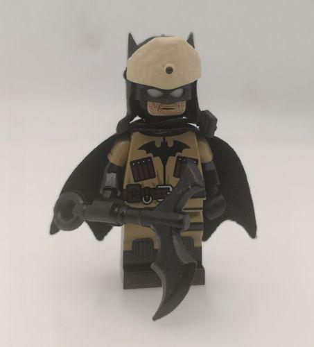 Red Son Batman Custom Minifigure