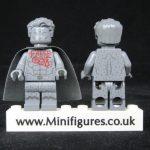 Superman False God Statue Custom Minifigure