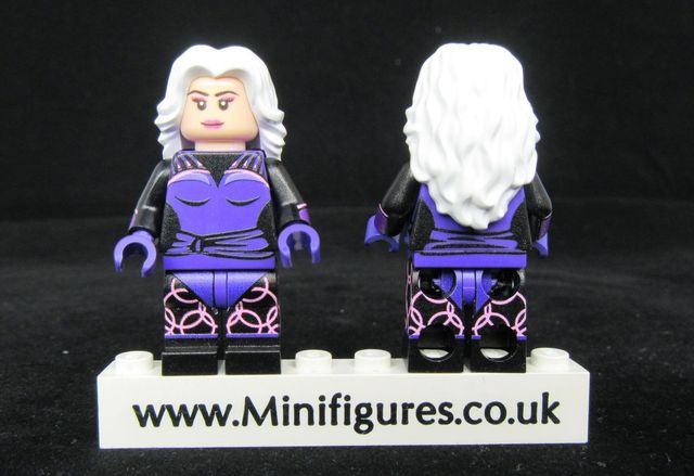 Clea LeYiLeBrick Custom Minifigure