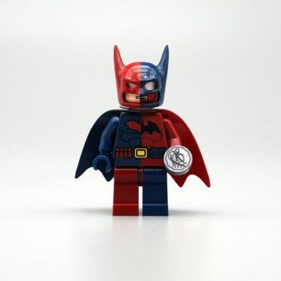 UG Minifigures Two Face Batman Custom Minifigure