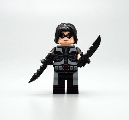 RA Minifigures Warpath Custom Minifigure