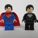 New 52 Superman & Solar Suit MRM Custom Minifigures