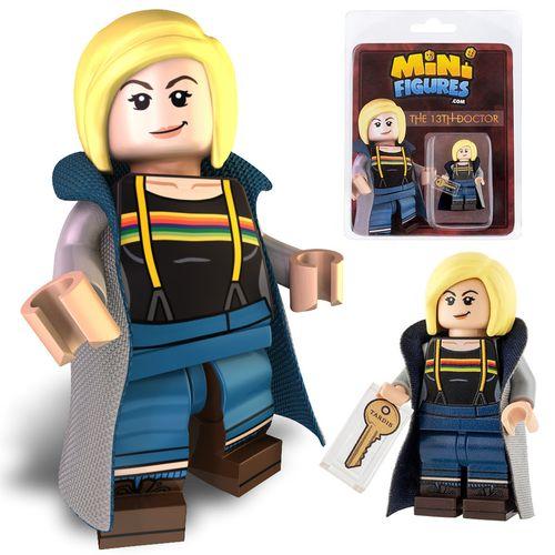 13th Doctor Custom Minifigure