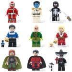 Firestar Custom Minifigures