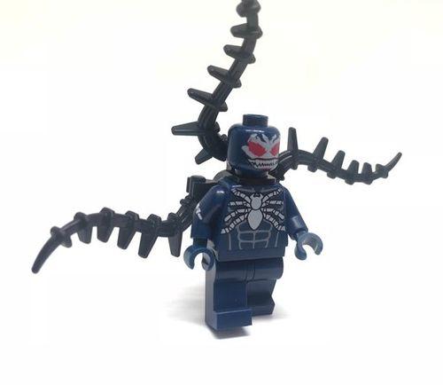 Minifigure Enterprise 2099 Symbiote Custom Minifigure