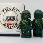Funny Brick Man Thing Custom Minifigure
