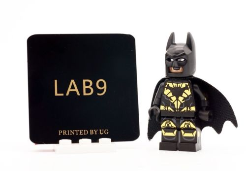 Lab9 Dick Grayson Custom Minifigure