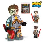 Gordon Freeman Custom Minifigure
