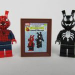 Diamond CustomBricks Dynamic Duo Custom Minifigures