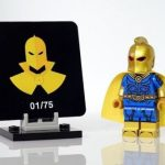 Lab9 Minifigs Doctor Fate Custom Minifigure